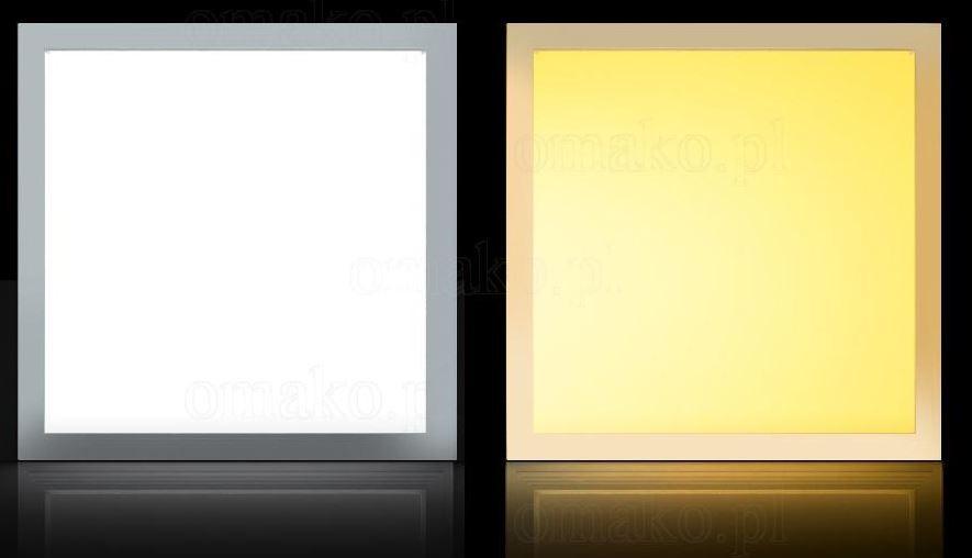 PLAFON PANEL LED SUFITOWY 40W 60x60x1 3000K 1