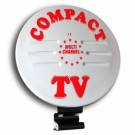 ANTENA TV ZEWNĘTRZNA COMPACT DVB-T 1