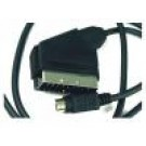 KABEL EURO - WTYK SVHS  9 PIN MINI DIN  1,5M INTEK 1