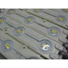 MODUŁ LED 3X5630 SAMSUNG 1,4W 175lm 6500K b.z 160° 1